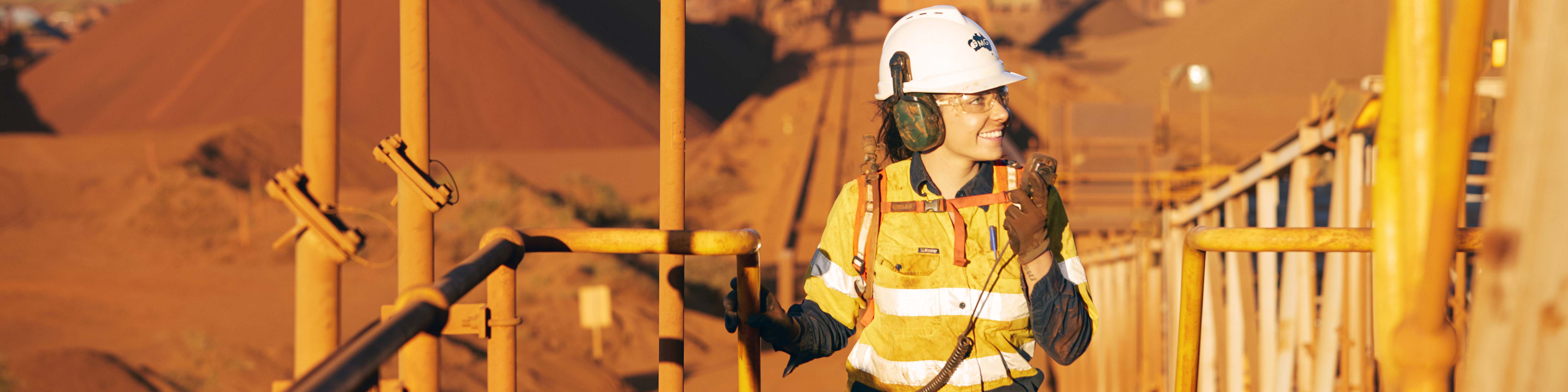 Jobs at Fortescue (Header)